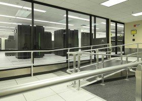 Suntrust server room