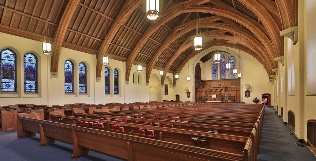 Trinity United Methodist Church Renovations Romeo Guest